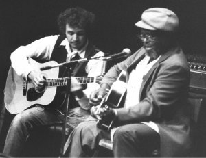 Billy_And_Brownie_McGhee_Auckland_New_Zealand