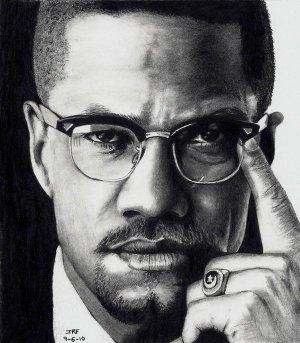 Malcolm_X_Drawing