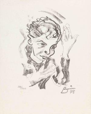12._Print_after_a_self_portrait_by_David_Bowie__1978
