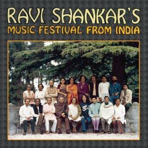 RaviShankar_sMusicFestivalFromIndia_album_cover