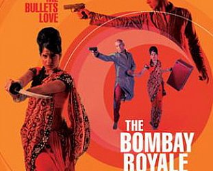 The Bombay Royale: You Me Bullets Love (Hope Street)