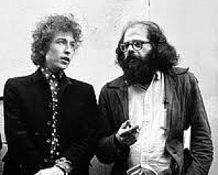 Allen Ginsberg and Bob Dylan: Jimmy Berman (1971)