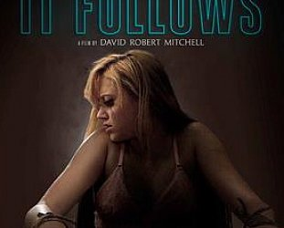 IT FOLLOWS, a film by DAVID ROBERT MITCHELL (Rialto DVD)