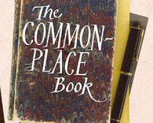 THE COMMONPLACE BOOK by ELIZABETH SMITHER