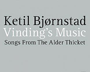 Ketil Bjornstad: Songs from the Alder Ticket (ECM/Ode)