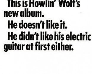 Howlin' Wolf: The Howlin' Wolf Album (Set on Down)