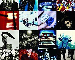 U2, ACHTUNG BABY TURNS 20 (2011): The handbrake turn