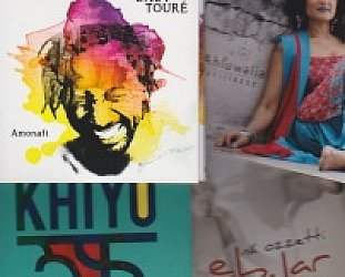 GLOBAL RADIO: A round-up of recent world music releases