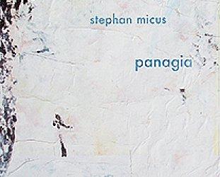Stephan Micus: Panagia (ECM/Ode)