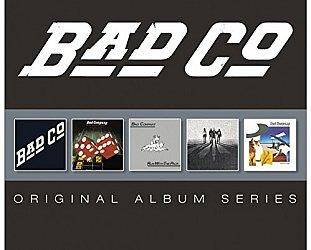 THE BARGAIN BUY: Bad Company; Original Album Series