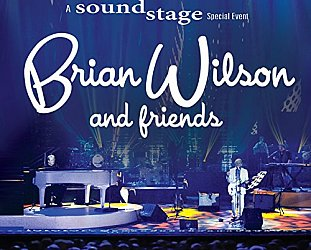 Brian Wilson; Brian Wilson and Friends (BMG CD/DVD)