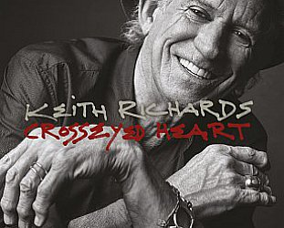 THE BARGAIN BUY: Keith Richards; Crosseyed Heart