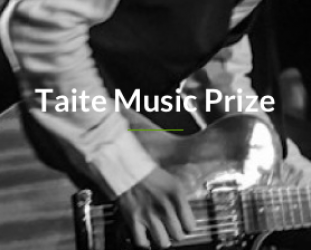 THE TAITE MUSIC PRIZE 2017: Turn and face the change . . .