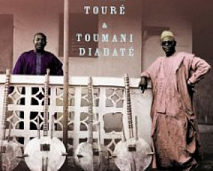 BEST OF ELSEWHERE 2010 Ali Farka Toure and Toumani Diabate: Ali and Toumani (World Circuit)
