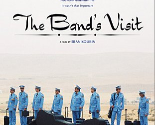 THE BAND'S VISIT by ERIN KOLIRIN (Madman DVD)