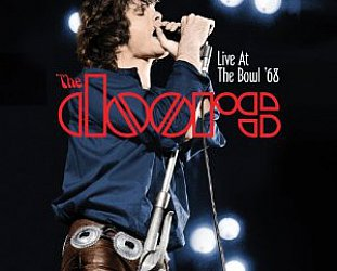 The Doors: Live at the Bowl '68 (Warners)