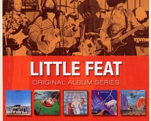 THE BARGAIN BUY: Little Feat; Original Album Series (Rhino)
