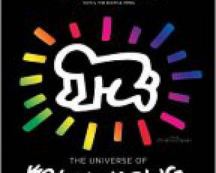 THE UNIVERSE OF KEITH HARING by CHRISTINA CLAUSEN (Madman DVD)