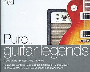 THE BARGAIN BUY: Various Artists . . . Pure, Guitar Legends