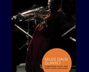 MILES DAVIS QUINTET; EUROPEAN TOUR 1967 (/Impro-Jazz/Southbound DVD)