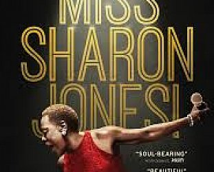 SHARON JONES CONSIDERED (2106): Lady willpower