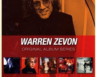 THE BARGAIN BUY: Warren Zevon; The Original Album Series (Rhino)