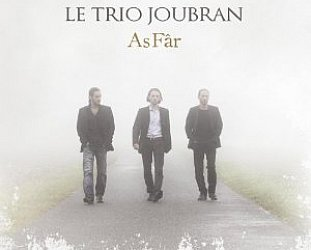 Le Trio Joubran: AsFar (World Village/Ode)