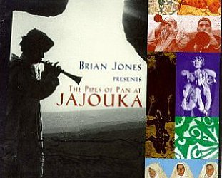 The Master Musicians of Jajouka: Brian Jones presents The Pipes of Pan at Jajouka (1971)
