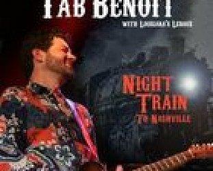 Tab Benoit with Louisiana Leroux: Night Train to Nashville (Elite)