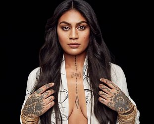 AARADHNA SPEAKS ABOUT HER NEW ALBUM (2016): Not just another brown girl in the ring
