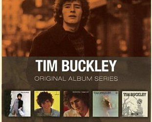 THE BARGAIN BUY: Tim Buckley; Original Album Series (Rhino)