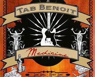 Tab Benoit: Medicine (Telarc)