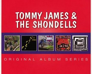 THE BARGAIN BUY: The Original Album Series; Tommy James and the Shondells