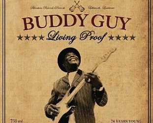 Buddy Guy: Living Proof (Silvertone)