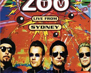 THE BARGAIN BUY: U2; ZOO TV, Live From Sydney (DVD)