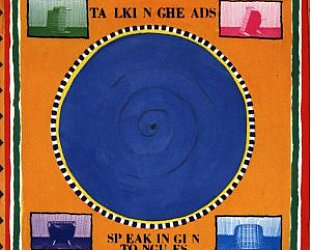 THE BARGAIN BUY: Talking Heads; Speaking in Tongues