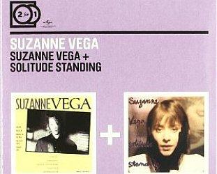 THE BARGAIN BUY: Suzanne Vega; Suzanne Vega + Solitude Standing
