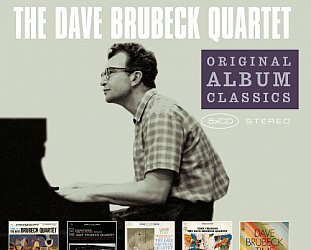 THE BARGAIN BUY: The Dave Brubeck Quartet, Original Album Classics