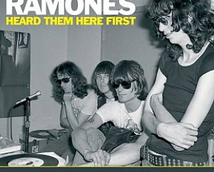 Various Artists: The Ramones Heard Them Here First (Ace/Border)