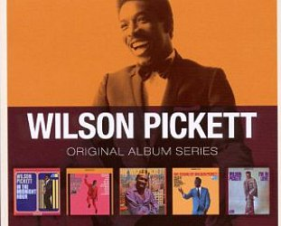 THE BARGAIN BUY: Wilson Pickett; Original Album Series (Rhino)
