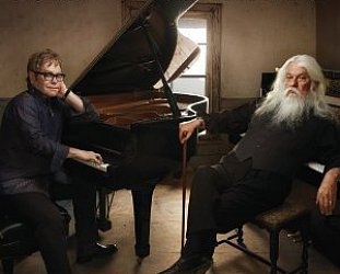 Elton John and Leon Russell: The Union (Mercury)