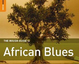 Various: The Rough Guide to Africa Blues (Elite)