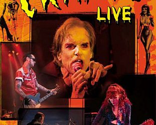 THE CRAMPS LIVE (ABC/Triton DVD)