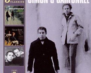 THE BARGAIN BUY: Simon and Garfunkel; Original Album Classics
