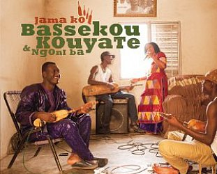 Bassekou Kouyate and Ngoni ba: Jama ko (Out Here/Southbound)