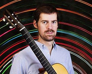 SIMON THACKER INTERVIEWED (2015): The intercultural explorer on six strings
