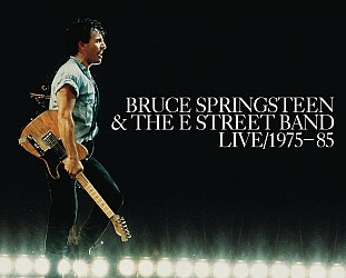 THE BARGAIN BUY: Bruce Springsteen Live 1975-85