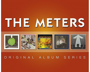THE BARGAIN BUY: The Meters; Original Album Series