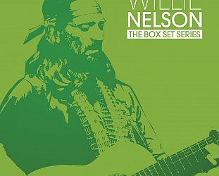 THE BARGAIN BUY: Willie Nelson, The Box Set Series