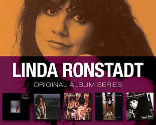 THE BARGAIN BUY: Linda Ronstadt: Original Album Series (Warners)